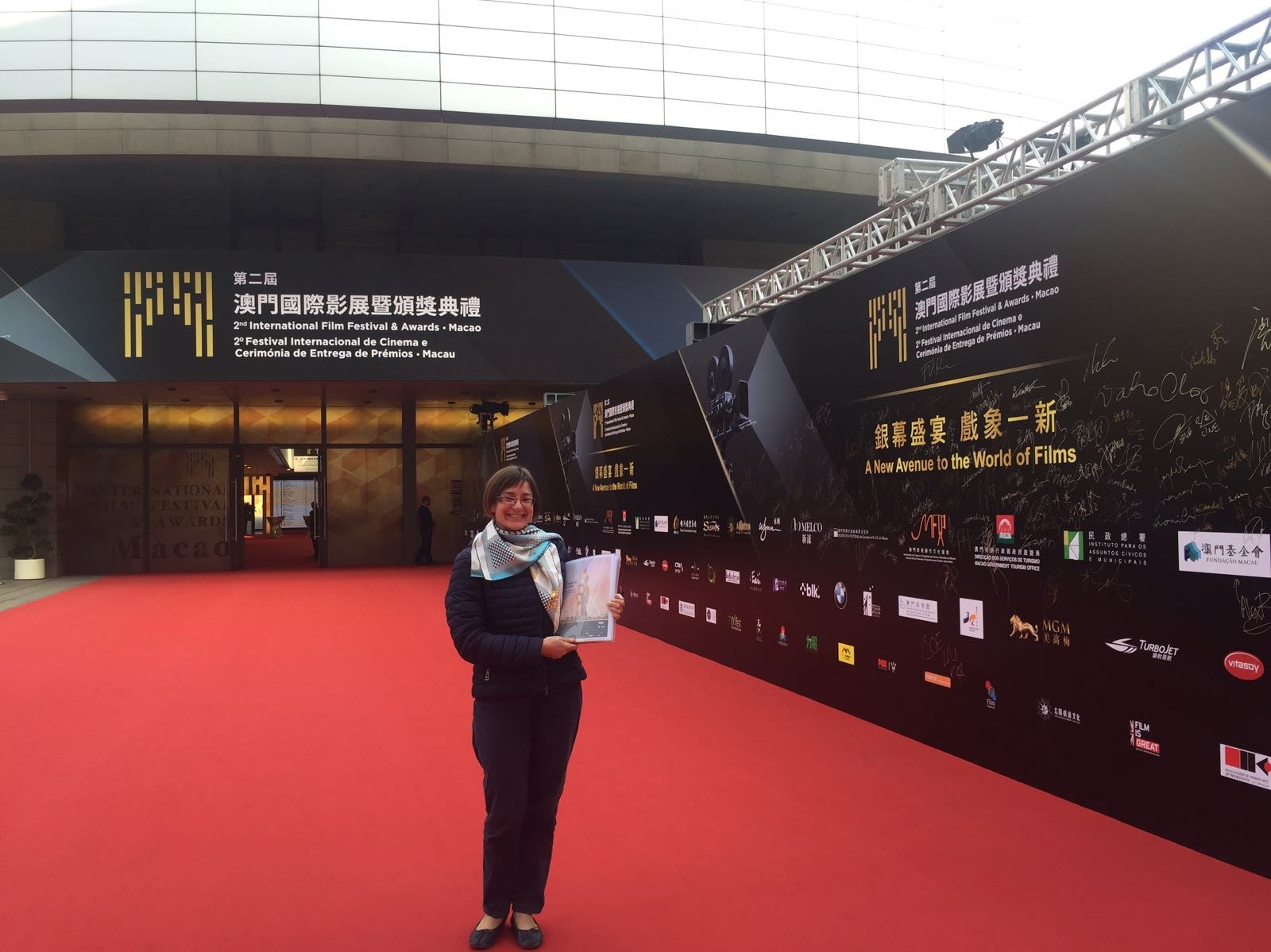 2nd International Film Festival&Awards Macao
