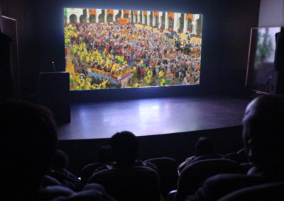 Asia Peace Film Festival, Lahore, Pakistan, November 2019