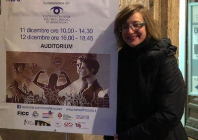 International Fest RomaFilmCorto, Roma, December 2019