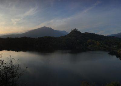 Il lago di Montalto